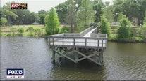 Drone Zone: Clearwater's Glen Oaks Park