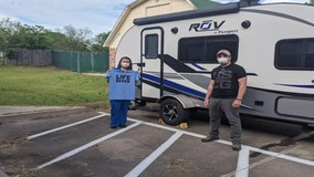 'RVs for MDs': Kind owners lend RVs to those most at-risk of bringing COVID-19 home