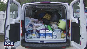After nearly all supplies stolen from Humane Society in Hernando County, community steps in with donations