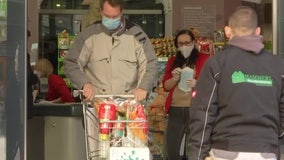 Staying safe at the grocery store: Gloves, masks, wipes are key during coronavirus pandemic