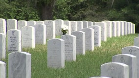 Funeral homes react to coronavirus pandemic, change how we say our final goodbyes
