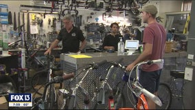Bicycle sales soar in St. Petersburg as residents look to exercise, social distance during pandemic