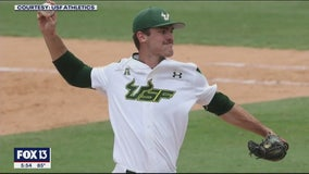 USF's Carson Ragsdale using lessons learned after surgery during quarantine