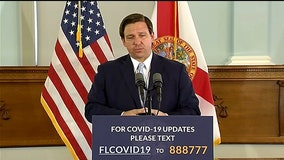 As cases spike, DeSantis says Florida isn't ready for third phase of reopening