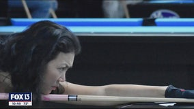 Failed spinal surgery won't stop world billiards champ Jeanette 'The Black Widow' Lee