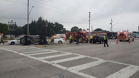 One dead in Pinellas Park crash