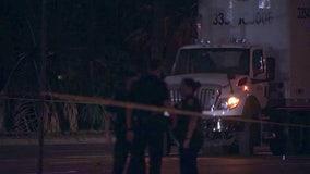Man dies after being hit by truck in Ybor