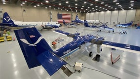 Lakeland-based NOAA fleet to get new weather-tracking planes