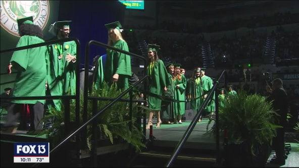 USF announces May graduation ceremonies will be virtual