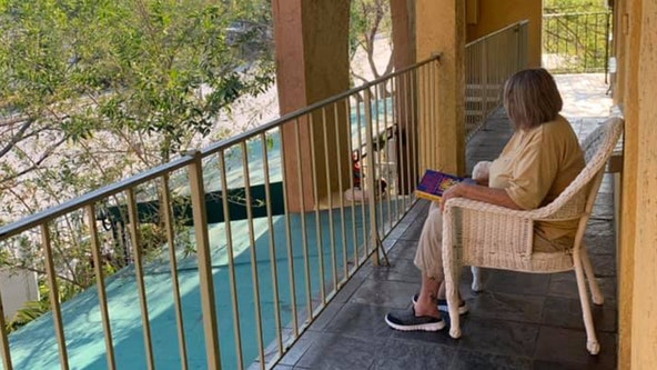 Tampa assisted living facility asks community to send cards to lonely residents