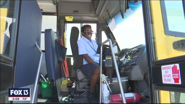 Bus drivers bring mobile hot spots to communities