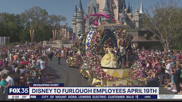 Union to meet with Disney representatives after employee furlough announcement