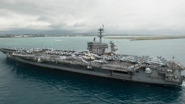 Ousted USS Theodore Roosevelt captain tests positive for coronavirus, defense official says