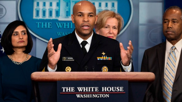 Surgeon General warns this week will be 'our Pearl Harbor moment' as coronavirus death toll rises