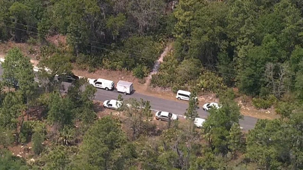 Human remains discovered in Crystal River woods