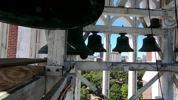 St. Petersburg church bells will ring every Thursday afternoon to support healthcare workers