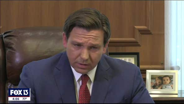 DeSantis clarifies executive order, confusing how local governments manage 'stay at home' orders