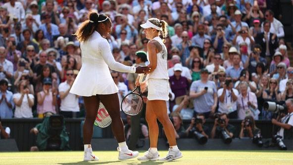 Coronavirus pandemic cancels Wimbledon; 1st time since WWII match won't be played