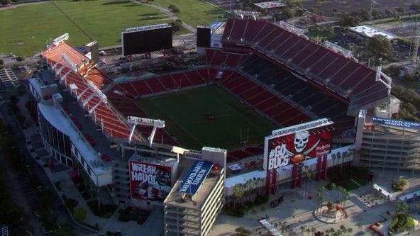 Tampa Bay Bucs to unveil Raymond James Stadium reopening plans
