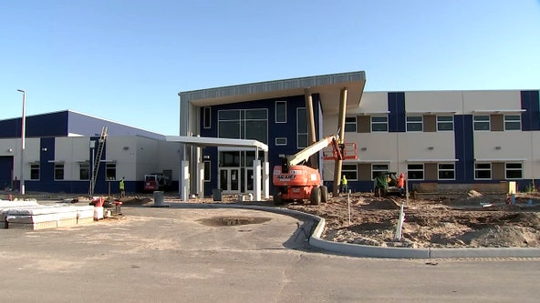 Nearly-completed high school in Riverview is hiring hundreds of teachers; conducting interviews online
