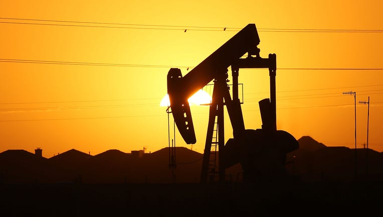 GETTY oil prices