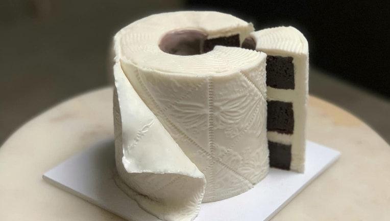 Toilet Paper Cake Recipe