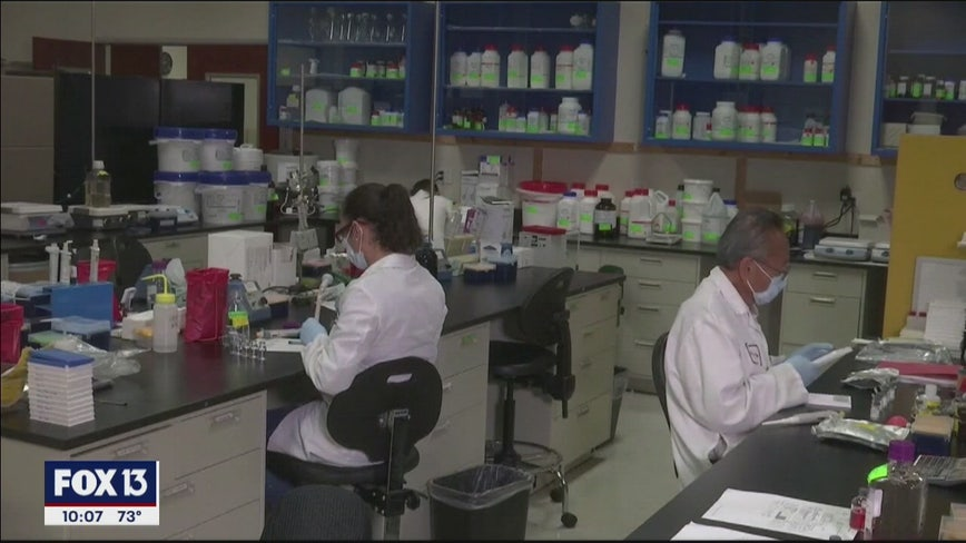 Debate continues over potential drug to treat COVID-19