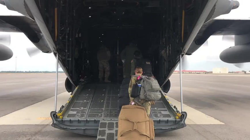 MacDill Reserve Citizen Airmen head to New York to combat COVID-19