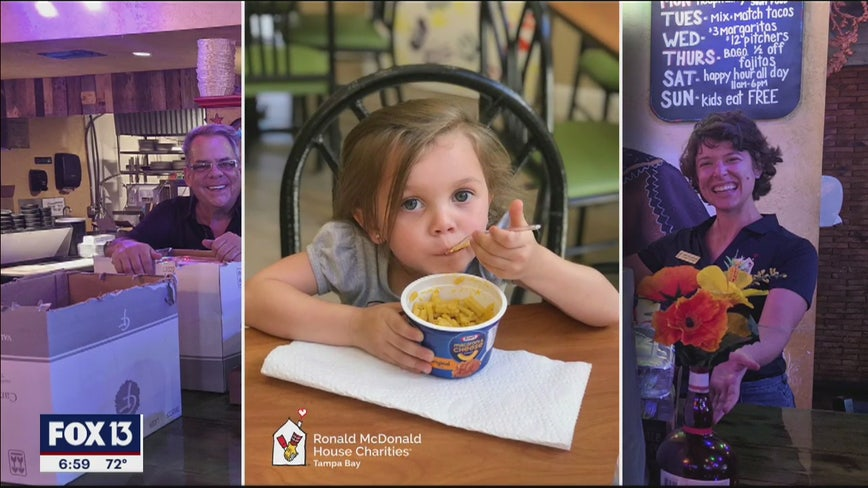 Ronald McDonald House needs funds, food to help families of hospitalized children