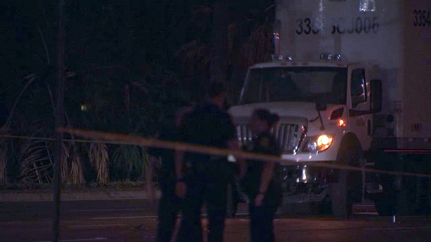Man dies after being hit by truck in Ybor