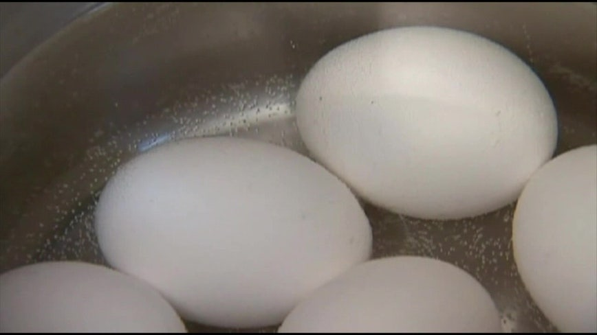 Days before Easter, state hopes to make eggs easier to find