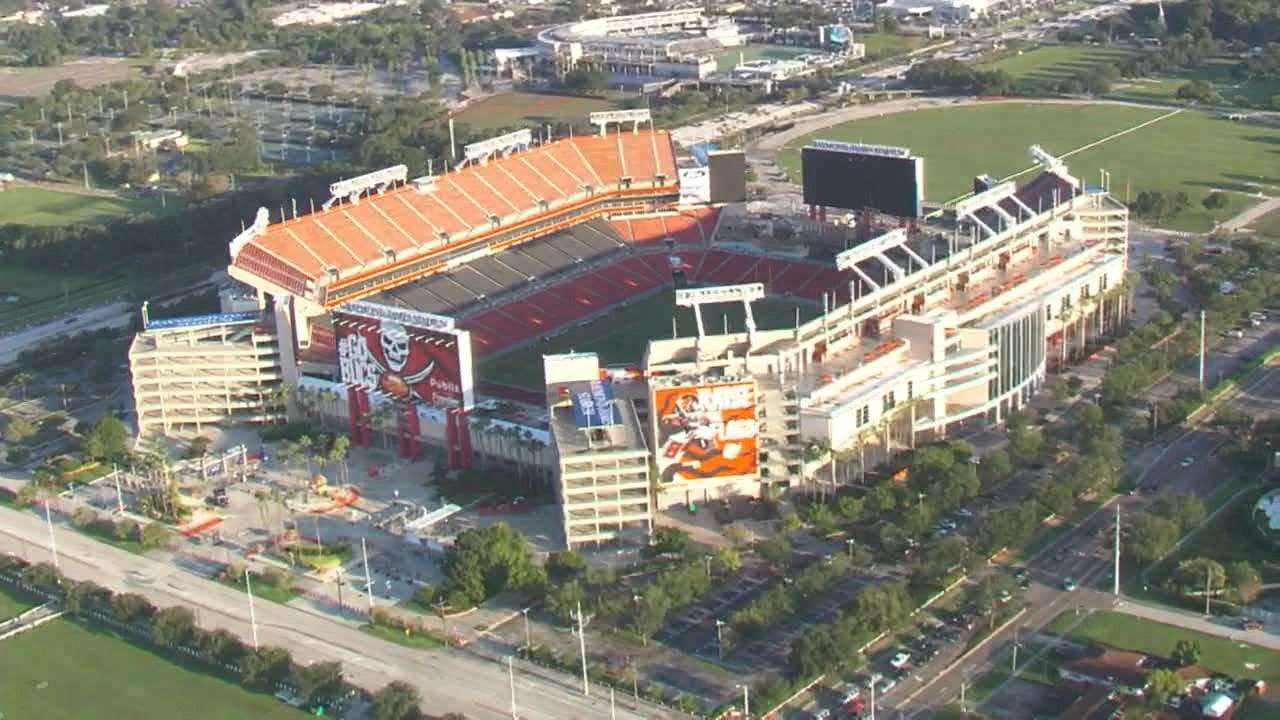 raymond james stadium will start hosting parking lot socials raymond james stadium will start