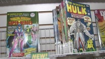 Find memorabilia at Emerald City Comics