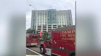 Westin Rocky Point hotel fire under investigation