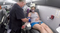 Bay Area YMCA's team up with OneBlood to save lives