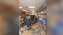 Police: 3 injured after car crashes into Dade City Publix liquor store