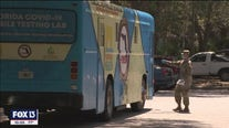 Mobile testing lab brings rapid tests to Bay Area long-term care facilities