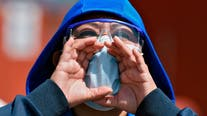 Loud talking can leave coronavirus in air for up to 14 minutes, study says