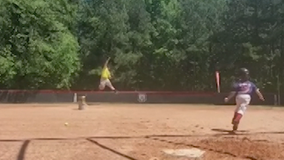 Watch: Georgia dad has best reaction to son's first home run