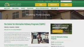 Free online classes offered through Saint Leo University