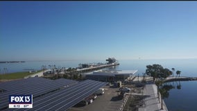 Despite nearing completion, St. Pete Pier will remain closed until further notice