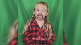 Four-year-old impersonates Joe Exotic, Carole Baskin from 'Tiger King'