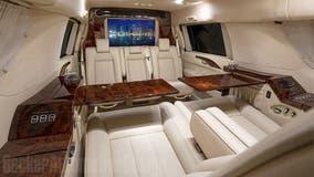 Tom Brady's customized Cadillac Escalade on sale for $300K