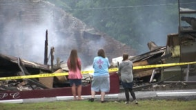 Mississippi church burns down in suspected arson after pastor challenges coronavirus restrictions