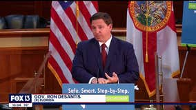 DeSantis defends DEO, says nearly 400,000 jobless claims had errors, were duplicates