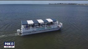 River tour offers peace, wildlife, and history