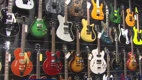 Get in-person music lessons at Replay Guitar