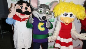 Chuck E. Cheese offering takeout food under 'Pasqually's Pizza & Wings' name on delivery apps
