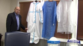 Clearwater sports company equipping healthcare workers with protective supplies
