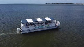 Climb aboard Latitudes Tours for a glimpse of Florida's natural, unspoiled habitat